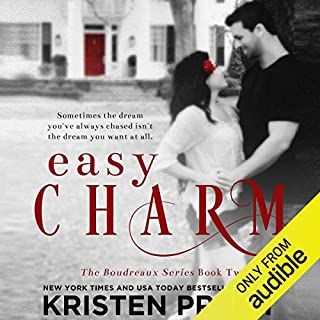 Easy Charm audiobook cover art