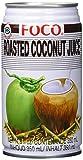 Foco Kokosnusssaftgetränk aus gerösteter Kokosnuss, 1er Pack (1 x 350 ml)