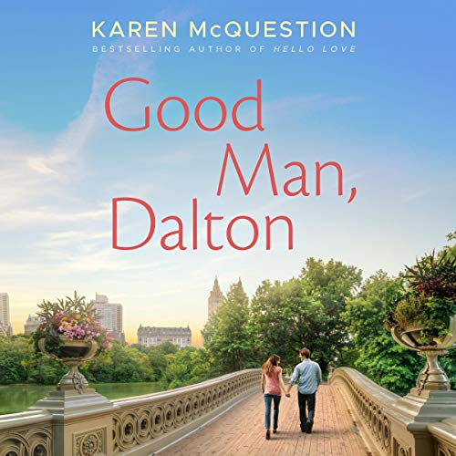 Good Man, Dalton audiobook cover art
