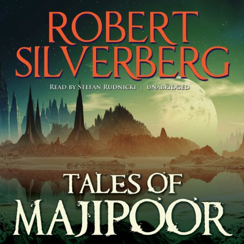 Tales of Majipoor audiobook cover art