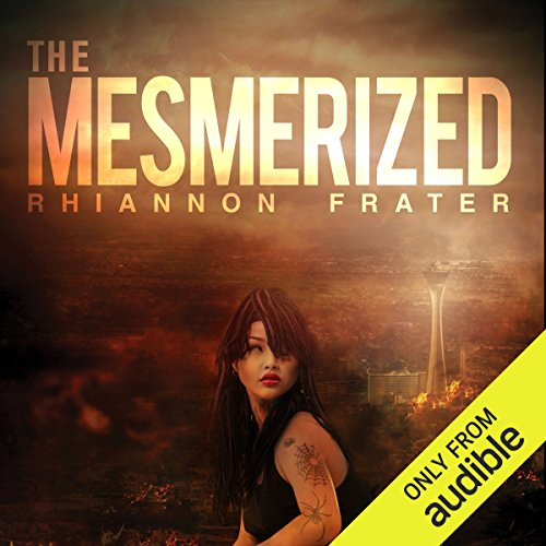 The Mesmerized audiobook cover art