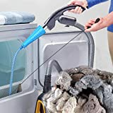 Best Dryer Vent Hoses - Dryer Vent Cleaner Kit Vacuum Hose Attachment Brush Review