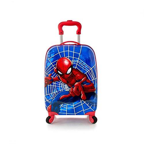 Heys America Unisex Marvel Spiderman Spinner Kids Luggage