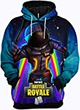 Blusa de Frio Moletom Fortnite Battle Royale (G)