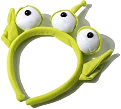 1 pcs Novelty New Toy Story Alien EARS COSTUME Plush HEADBAND ADULT OR CHILD Party Cosplay Gift