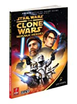 Star Wars Clone Wars Republic Heroes - Prima Official Game Guide de Fernando Bueno