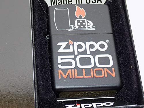 Zippo Lighters Windproof Pocket Collectors (500 Millionth)