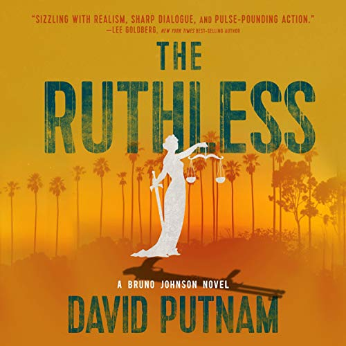 The Ruthless Audiobook By David Putnam cover art