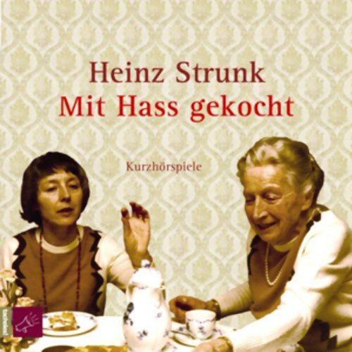 Mit Hass gekocht audiobook cover art