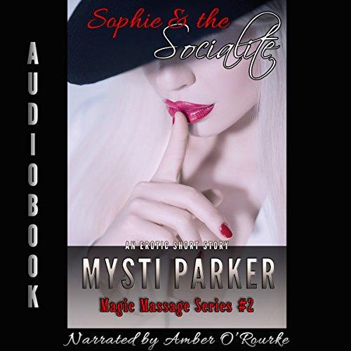 Sophie & the Socialite audiobook cover art