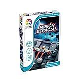 smart games Misión Espacial, Rompecabezas 3D, Educativos, Regalos para Niños, Juego de Mesa, Productos para Personas Mayores, Juguetes Edad 8-99 Años, Multicolor (SG426ES)
