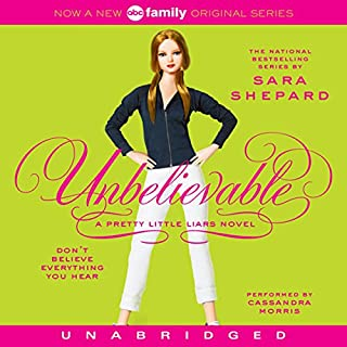 Couverture de Unbelievable