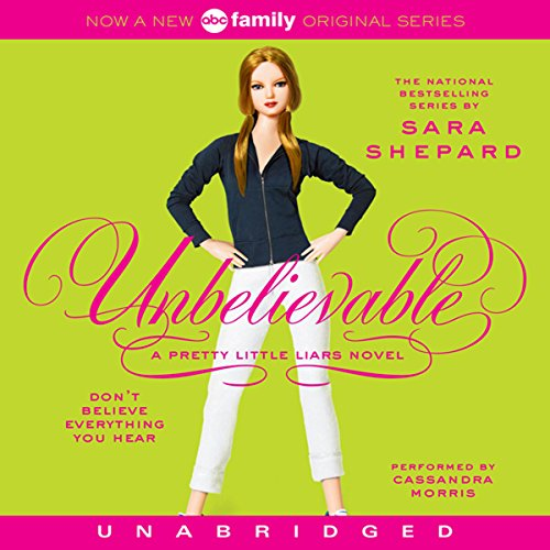 Unbelievable  By  cover art