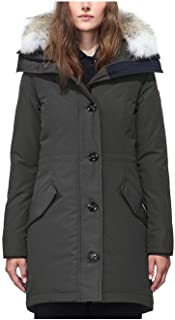 Canada Goose Women's Rossclair Down Parka Coat