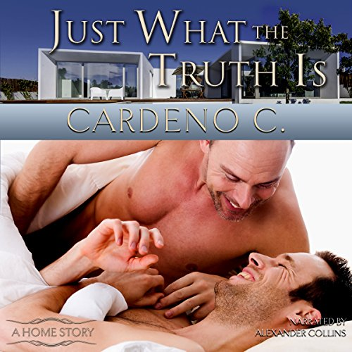 Just What the Truth Is audiobook cover art