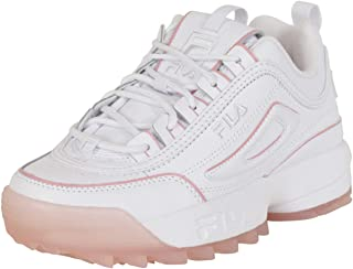 Best disruptor 2 lux leather sneakers pink Reviews