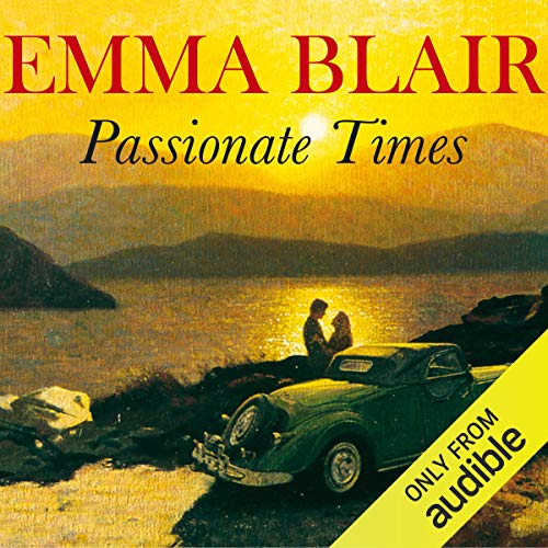 Passionate Times audiobook cover art