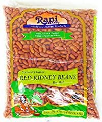 "You'll LOVE our Red Kidney Beans by Rani Brand--Here's Why: 100% Natural, No preservatives or ""fillers"" & Great Health Benefits Great source of natural protein, ideal for vegetarians & vegans. Rani is a USA based company selling spices for over 30 ye..."