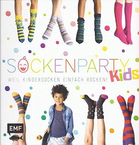 Sockenparty Kids: Weil Kindersocken einfach rocken