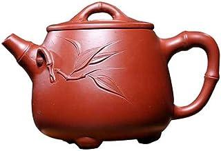 Pots Cups Ceramic Kung Fu Purple Clay Sets Old Mug Hand-authentic Teapot Cup Tea Set Handmade Household Teapot Ladle Dahon...