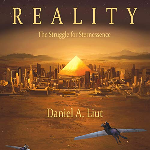 Reality: The Struggle for Sternessence cover art