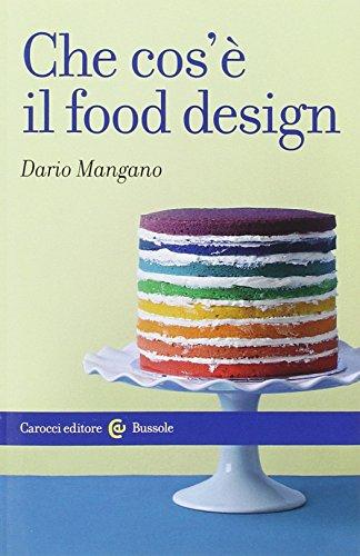 Che cos'è il food design