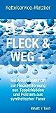 Kettelservice-Metzker Stufenmatten Ramon Rechteckig - 5 Farben - 15 Stk. Anthrazit incl. 1 Reinigungstuch - 9