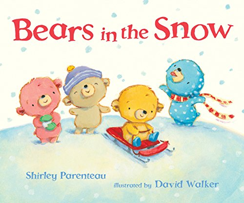 Bears in the Snow (Bears on Chairs) (English Edition)