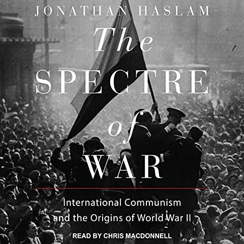 The Spectre of War cover art
