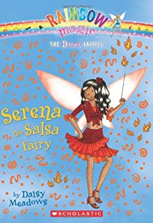 Serena the Salsa Fairy: A Rainbow Magic Book (Dance Fairies #6)