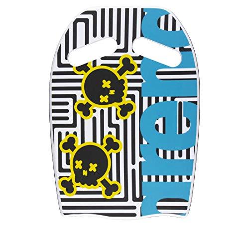 ARENA Unisex– Erwachsene Schwimmbrett Kickboard Printed, Mehrfarbig, NS