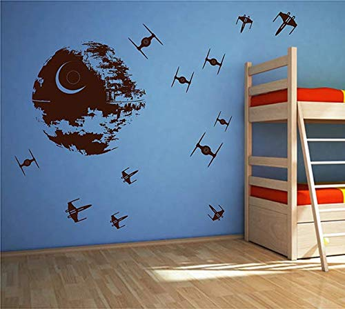 star wars Decal Sticker nursery