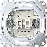 Merten 1563776 Aplique empotrado, 250 V, Metálico