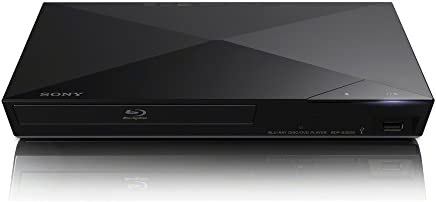 $59 Get Sony BDPS3200 Blu-ray Disc Player with Wi-Fi (2014 Model) (Renewed)