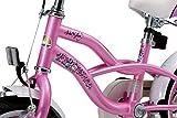 BIKESTAR Kinderfahrrad für Mädchen ab 3-4 Jahre   12 Zoll Kinderrad Cruiser   Fahrrad für Kinder Pink   Risikofrei Testen - 6