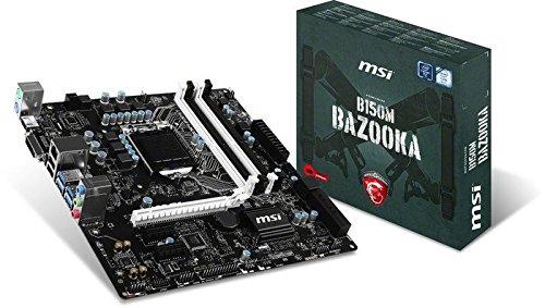 MSI 7982-004R Bazooka Intel B150 S1151 Retail