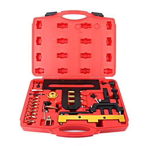 Changor Sincronización Herramienta Equipo, con Carbón Acero Motor Sincronización Herramienta por E46 316i / 316ti - 318ti - N42 Motor