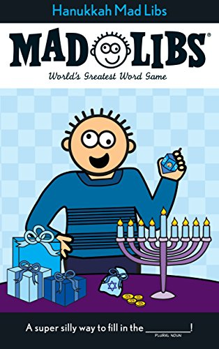 Hanukkah Mad Libs: World's Greatest Word Game