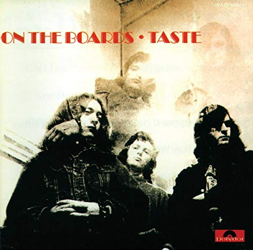 Taste: On the Boards (Audio CD)