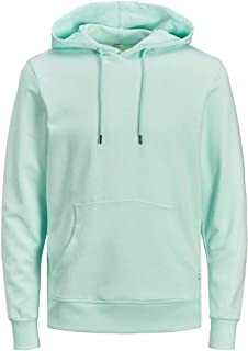 JACK & JONES Jjebasic Sweat Hood Noos Felpa con Cappuccio Uomo