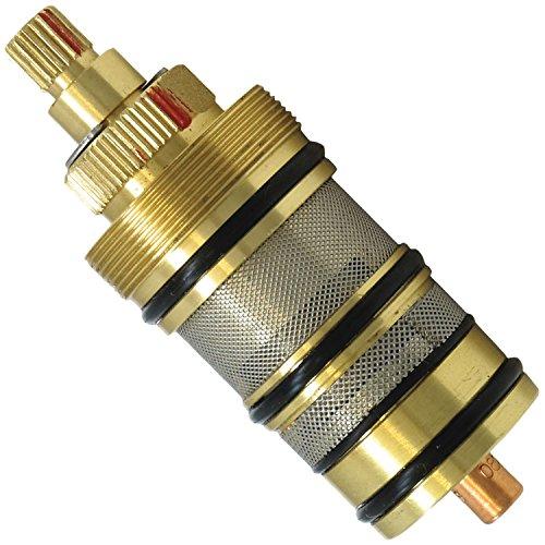 Válvulas de–Cartucho termostático para ducha oculta y expuestas Moretti (Tornillo fi