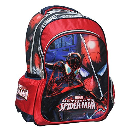 SPIDERMAN - DISNEY SAC A DOS CARTABLE POUR L'ECOLE 331-62031