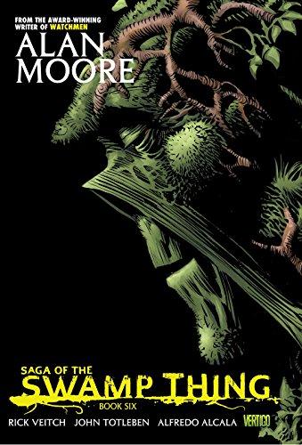 Saga of the Swamp Thing Book 6-