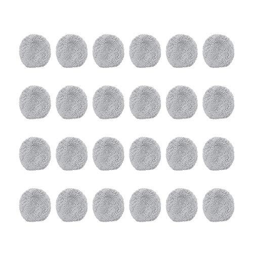 24 piezas limpiador de ventana paño Weeper aspiradora pieza