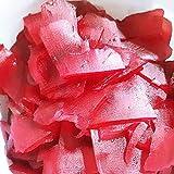 Fruta Escarchada Roscón Calabaza Roja 1 Kg - Fruta Confitada en Formato de Cubo