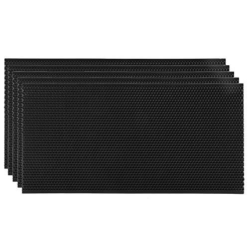 5 piezas Plastic Caja de polinización, Bee Comb Honey Sheets Suministros Equipo de colmena(42,5 x 21 cm)