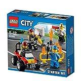 LEGO City Feuerwehr-Starter:?-Spiele BAU (Mehrfarbig, 5Jahr (E), 92Stück (S), Kind, 12Jahr (E), Feuerwehr) - LEGO