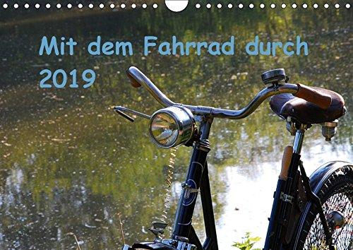 Mit dem Fahrrad durch 2019 (Wandkalender 2019 DIN A4 quer): Von der Vielfalt der Fahrräder (Monatskalender, 14 Seiten ) (CALVENDO Mobilitaet)