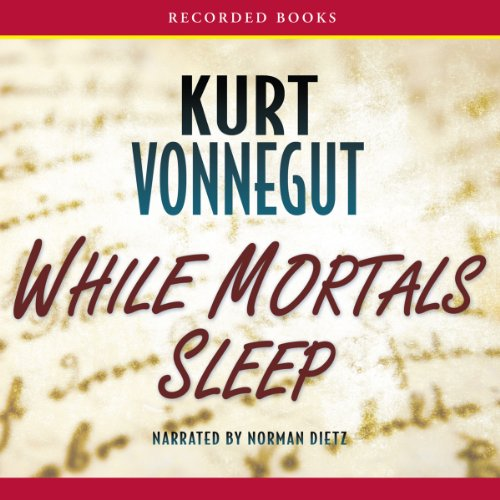 While Mortals Sleep audiobook cover art