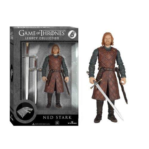 Funko Figura de acción de Juego de Tronos Legacy Collection Ned Stark